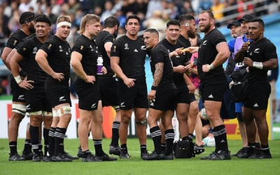 Rugby World Cup cancels two games due to Typhoon Hagibis