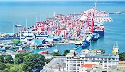 Colombo Port one of the busiest in the world