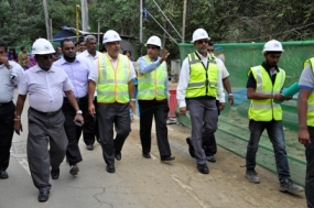Badulla - Hali Ela - Ella Integrated Water Supply Project completed