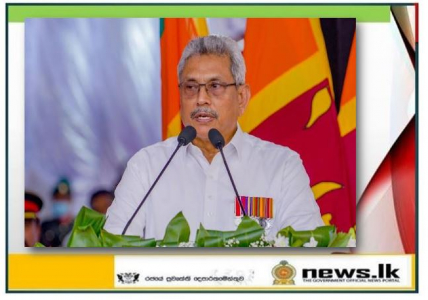 I will not hesitate to withdraw SL from int'l orgnisations that continue to harass war heroes- President Rajapaksa