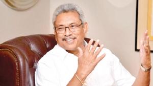 """""""The 19th amendment is a failure"""" – President Rajapaksa"""