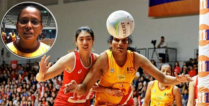 Lanka Netball needs four Test Series before World Cup