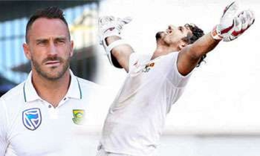 That's a superman effort, say Faf du Plessis on Perera's knock