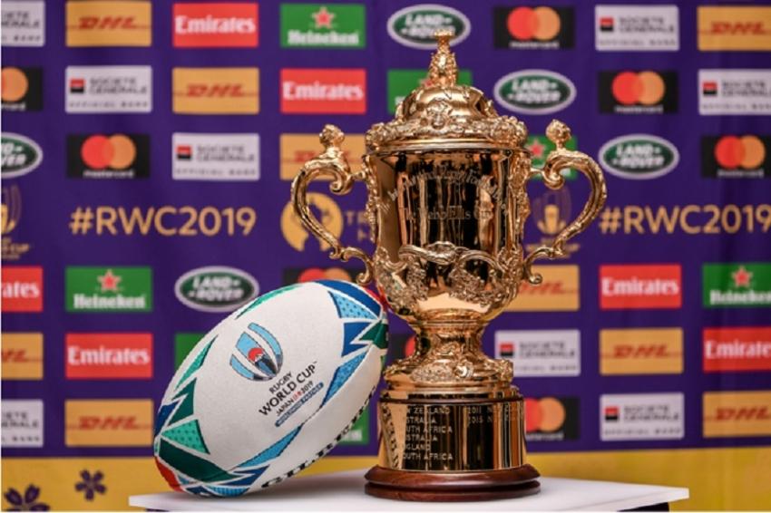 Rugby World Cup 2019 Japan: welcome ceremonies begin