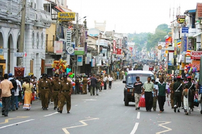 Developing a '3C' Security Strategy for Sri Lanka
