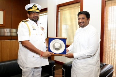 CDS pays courtesy call on State Minister