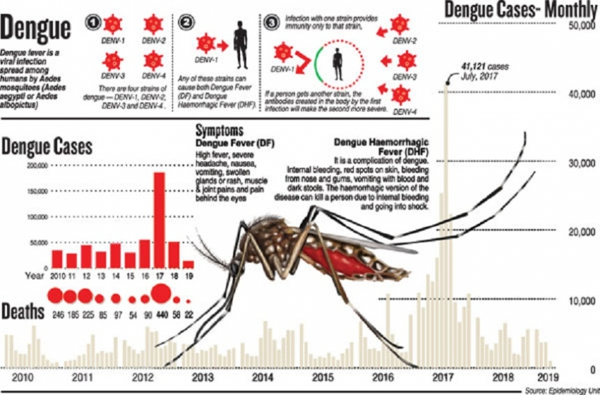 Expert issues dengue warning