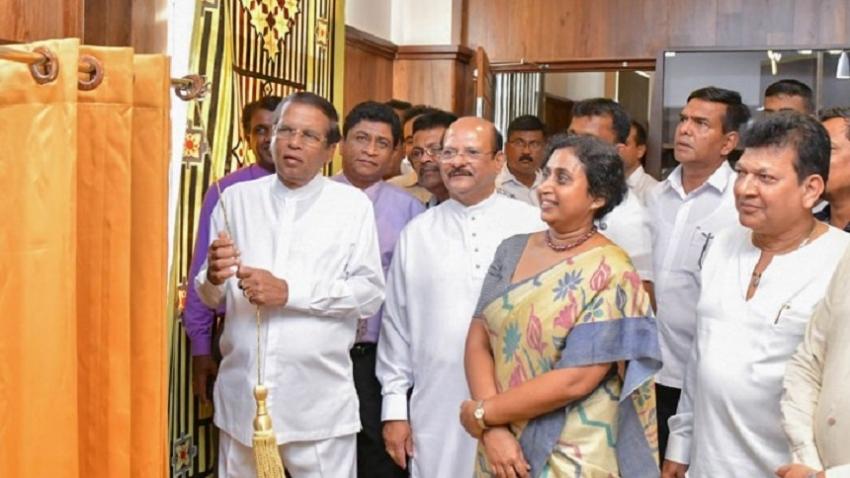 Wax statue museum in Polonnaruwa declared open