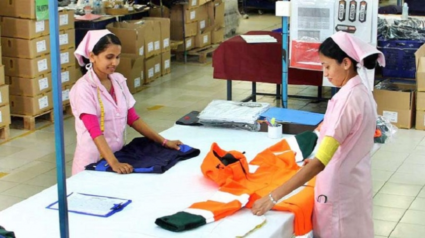 Apparel sector Confident of reaching $ 6 b mark this year