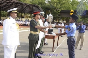 Male Sea Cadet Assessment Camp 2014 concludes
