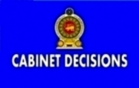 DECISIONS TAKEN BY THE CABINET OF MINISTERS AT ITS MEETING HELD ON 04-10-2016