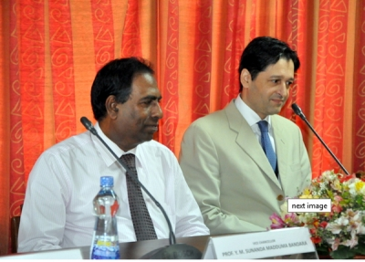 MoU between the Kelaniya University and Ferozsons Pharmaceuticals Limited