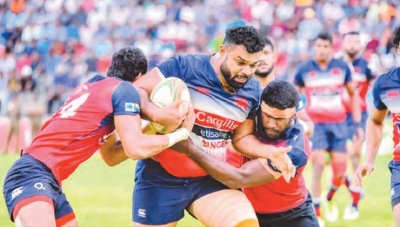 Kandy SC pull of dramatic 41/30 win over CR