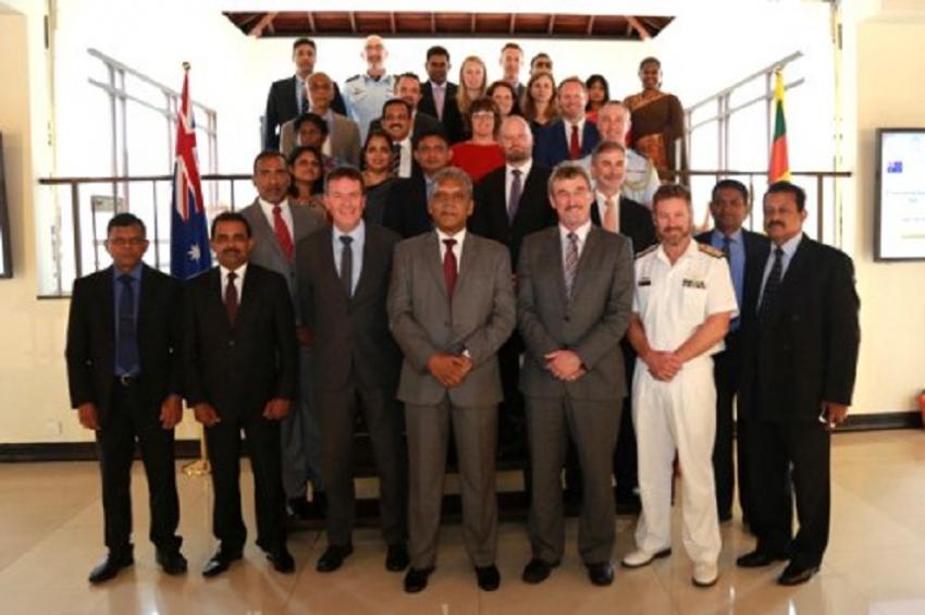 Sri Lanka, Australia reaffirm commitment to combat transnational crime