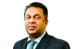 Foreign Minister Mangala Samaraweera addresses International Peace Institute