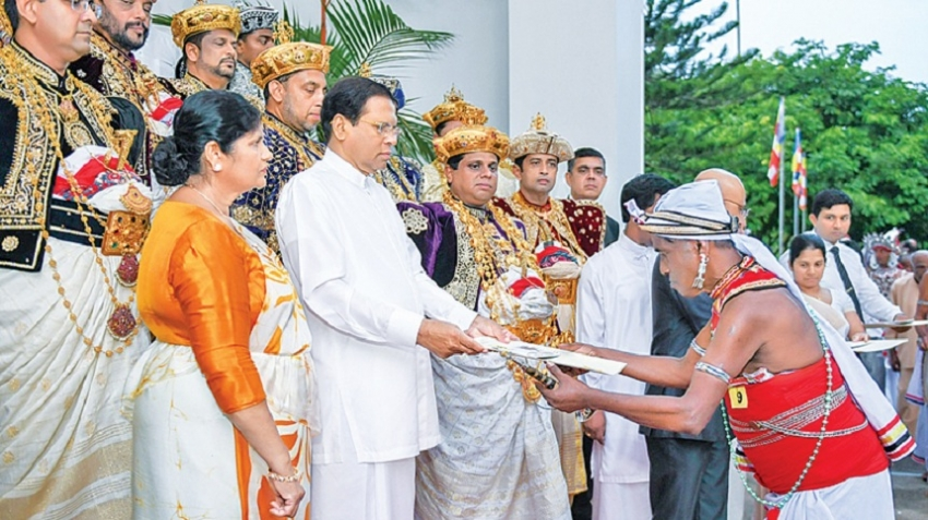 Conclusion of historic Kandy Esala Festival
