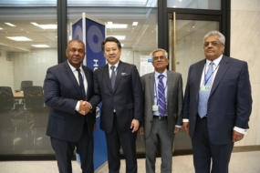JBIC reiterates support for Sri Lanka's economic program