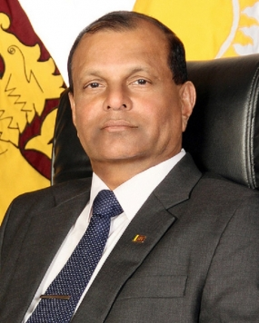 GA Chandrasiri re-appointed as NP Governor