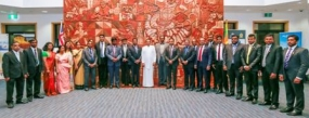 President meets with Sri Lankan community in Canberra