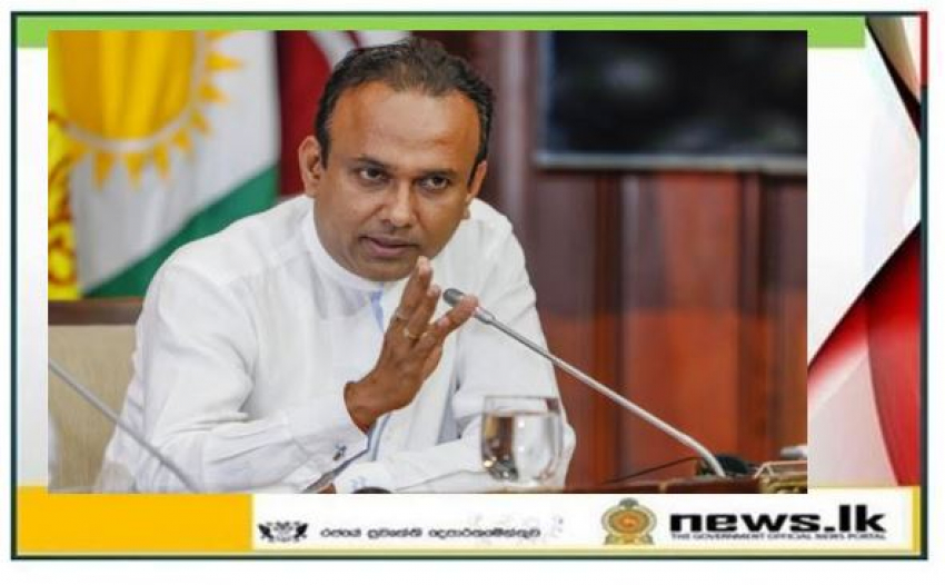 Stern regulatory measures are followed to improve the quality of reclaim tea - Minister Dr. Ramesh Pathirana