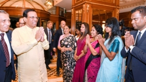 President in Rome for two confabs