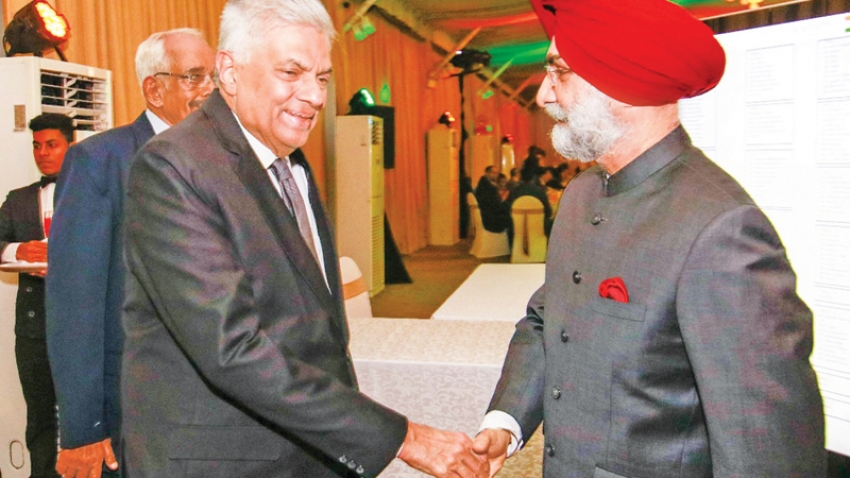 'India, SL could be example by growing together'