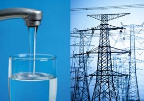 Water plants shut down; power cuts in flood-hit areas