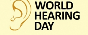 Today is World Hearing Day