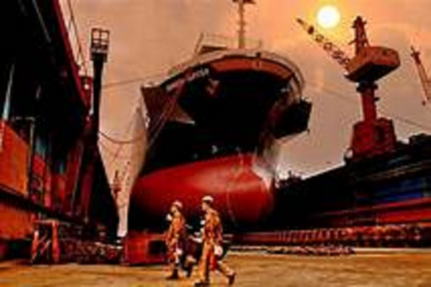 Shipbuilding and ship repairing to begin at Hambantota Port