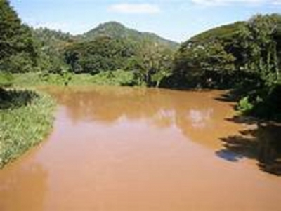 Water level of Mahaweli River on the rise