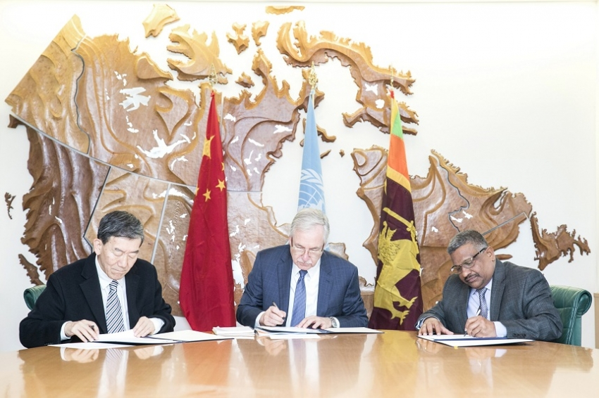 FAO-China Project  to Strengthen Fruit Value Chain in Sri Lanka