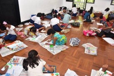 Shankar's International Children's Competition at ICC, Colombo