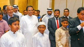 SL community in Qatar commends country's progress