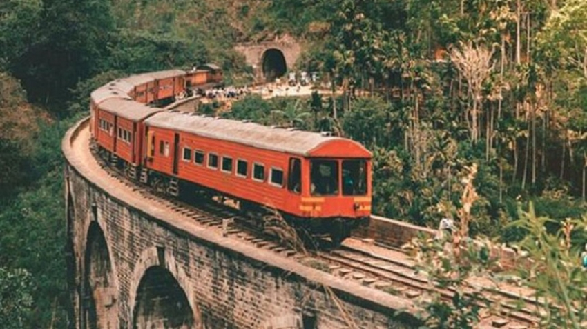 Additional  train from Kandy to Colombo from Monday morning