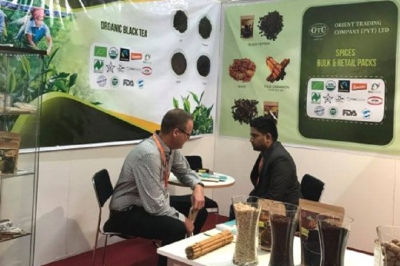 Lanka participates in Nordic Organic Food Fair 2018