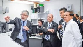 President seeks Australian nuclear technology for CKDu research