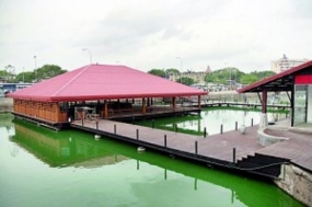 'Floating Market' opening rescheduled for August 25