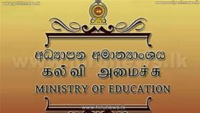 Ministry instructs schools  to promote healthy diet