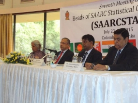 Seventh SAARCSTAT inaugurated in Colombo