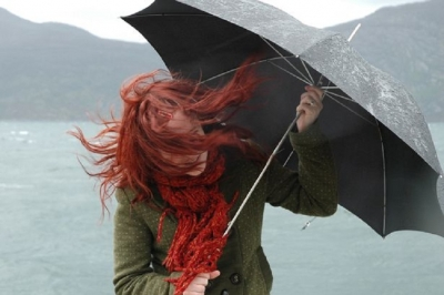 Showery and windy conditions expected to continue