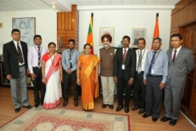 Indian assistance to empower estate youth