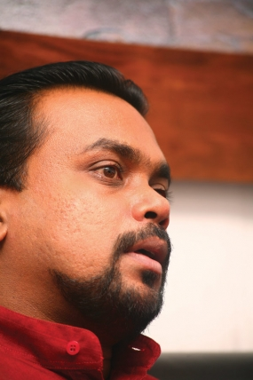 Wickremesinghe searches for a scapegoat again – Minister Weerawansa