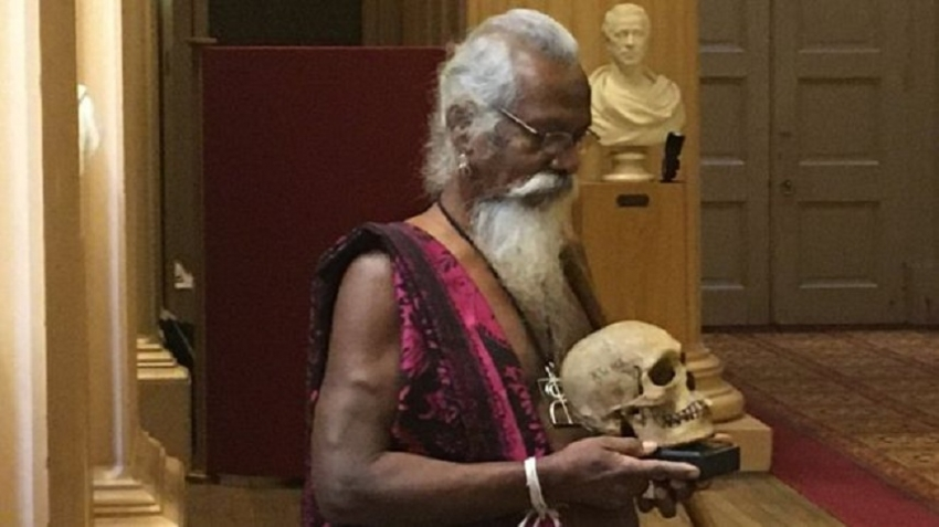 University of Edinburgh returns nine skulls to Sri Lankan tribe