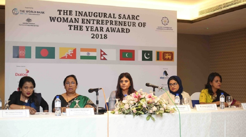 Colombo to host the first SAARC Woman Entrepreneur Awards