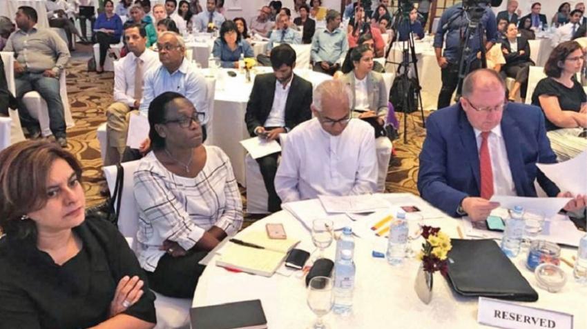 Lanka adopts policies to address high debt level