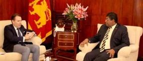 Turkey Ambassador meets Foreign Minister