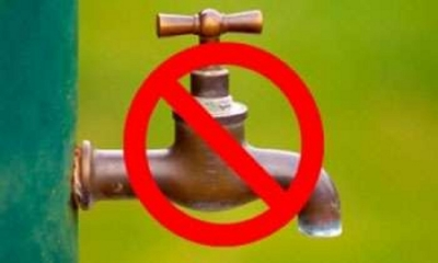 24-hour water cut in Maharagama area tomorrow