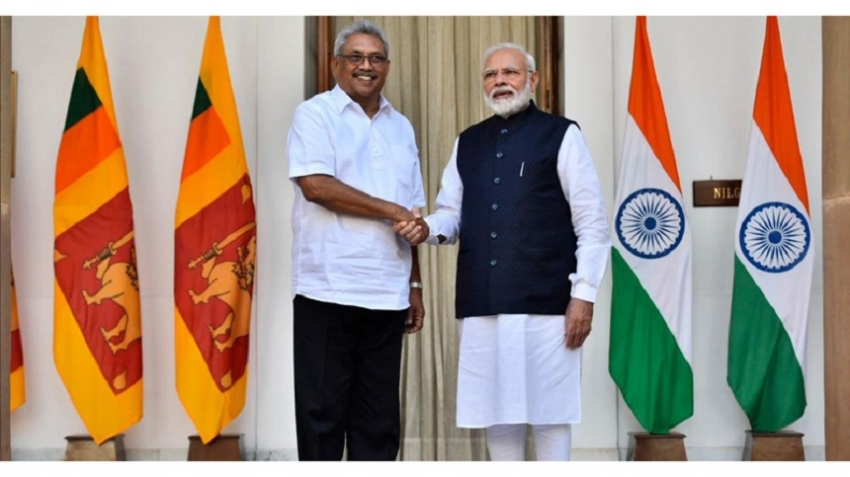 Rajapaksa, Modi: a meeting of spirits?