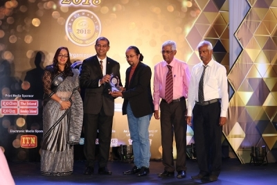 News.lk wins  Silver from Best Web 2018