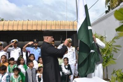 Pakistan's Independence Day celebrated in Sri Lanka